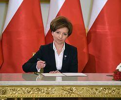 """""""Solidarność"""" ostro o Marlenie Maląg. """"Jeśli to prawda, nie powinna być ministrem"""""""