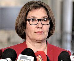 """PiS zmienia zdanie. """"Złożymy własną ustawę o zarobkach w NBP"""" - mówi Beata Mazurek"""