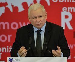 Wybory parlamentarne 2019. Jarosław Kaczyński chwali wybór Wojciechowskiego na komisarza