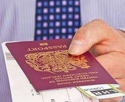 Brexit. Unia znika z paszportów brytyjskich