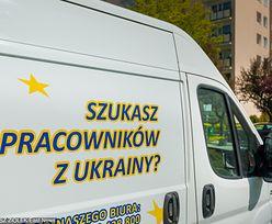 Ukraińcy w Polsce. Coraz więcej chce zostać na stałe, bo zarabiają lepiej