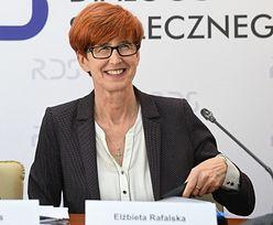 Spór o program 500+. Elżbieta Rafalska odpiera krytykę ekspertów
