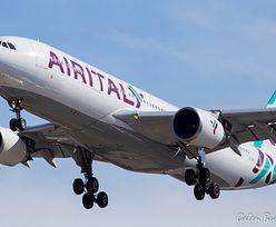 Włoska linia lotnicza znika. Półtora tysiąca pracowników na bruk