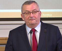 """Adamczyk mówi o inwestycjach. """"Polska jest jedna"""""""