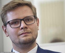 """Michał Woś będzie najmłodszym ministrem? """"W życiu pewne są tylko śmierć i podatki"""" - odpowiada"""