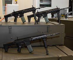 Straż Graniczna się zbroi. Kupuje sprzęt, mundury, noktowizory i broń