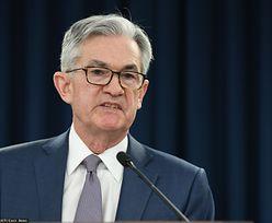 Koronawirus w USA. Prezes Fed mówi o recesji