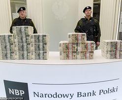 Banknoty i monety w NBP. Potężna kwota w obiegu