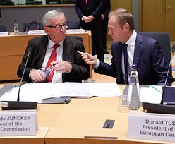 """Donald Tusk po zatwierdzeniu umowy ws. brexitu. """"Odczuwam smutek"""""""