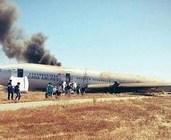Katastrofa samolotu. Już badają przyczyny