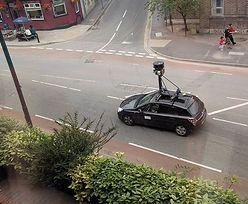 Google Street View wraca na polskie ulice