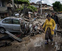 Powódź w Bułgarii zabrała już 14 ofiar śmiertelnych