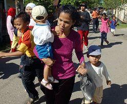 Trzęsienie ziemi w Indonezji. Silne wstrząsy na Sumatrze