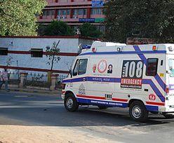 Wybuch gazociągu w Indiach. Co najmniej 16 zabitych