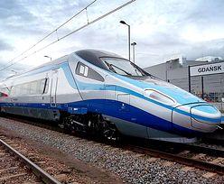 Pendolino w Polsce. Kolejne dwa pociągi będą wozić pasażerów od połowy lutego