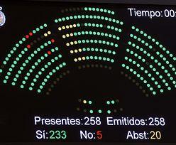 Monarchia w Hiszpanii. Parlament przyjął abdykację Juana Carlosa I