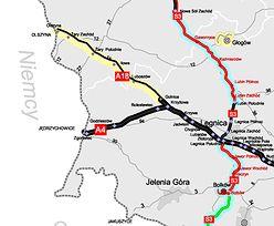 Przetarg na budowę A18 ogłoszony. Droga krajowa ma mieć standard autostrady