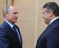 Budowa Nord Stream 2 zacznie się szybko. Putin potwierdza dobre relacje z Niemcami