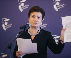 Hanna Gronkiewicz-Waltz może unikać Patryka Jakiego przez dekady. Pieniędzy wystarczy jej nawet na 53 lata