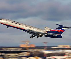 Katastrofa rosyjskiego samolotu TU-154. Nikt nie ocalał