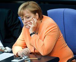 Angela Merkel zarabia za mało? Tak uważa jej opozycyjny rywal