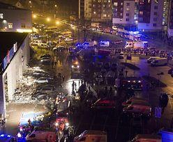 Katastrofa na Łotwie. Zawalił się dach supermarketu, zginęły cztery osoby