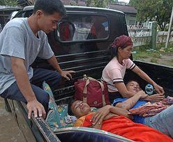 Bardzo silne trzęsienie ziemi w Indonezji! Ponad 7 stopni...