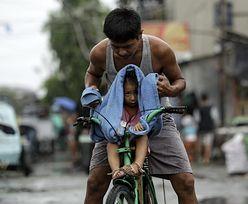 Tajfunu Hagupit na Filipinach. Ponad 20 ofiar żywiołu