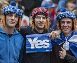 Niepodległość Szkocji możliwa? Sondaże głoszą...