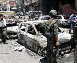 Zamach w Damaszku. Co najmniej 15 zabitych