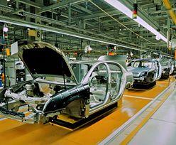 Produkcja przemysłowa w Europie spada