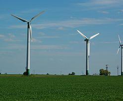 Elektrownie wiatrowe w Polsce. PiS chce ustalić minimalną odległość wiatraków od mieszkań
