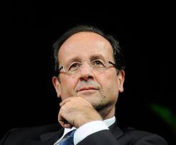 Hollande udziela poparcia rządowi Iraku
