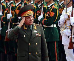 Walczył w Czeczenii, stanął na czele armii