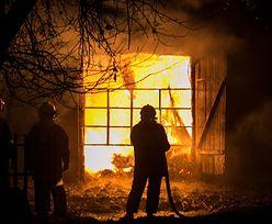 Pożary na Śląsku. Dwie ofiary w Gliwicach, podtruci w Bytomiu