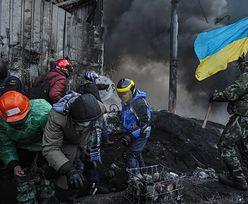 Zwolennicy Janukowycza: Ludzie na Majdanie chcą wojny. To faszyści