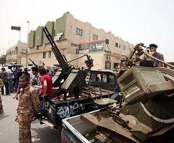 Ministerstwo Sprawiedliwości w stolicy Libii otoczyły grupy bojowników