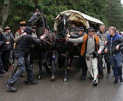Protest pod Tatrami. Ekolodzy pobili się z góralami