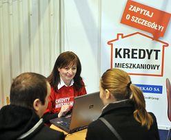 Kredyty mieszkaniowe popularniejsze. Rzadziej sięgamy po pożyczki