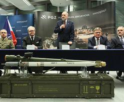 MON kupi ponad tysiąc przeciwlotniczych pocisków Piorun