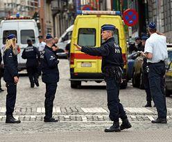 Strzelanina w Brukseli. Podejrzany w rękach policji