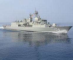 Katastrofy statku w Australii. Wszyscy marynarze zostali uratowani