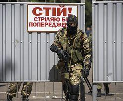 Konflikt na Ukrainie przynosi kolejne ofiary. Rosja alarmuje: Użyto broni chemicznej