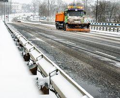 Zima na drogach. Sprawdź, gdzie jest najgorzej