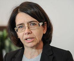 Streżyńska: Wystąpienie do prokuratury ws. bazy PESEL było jedyną drogą