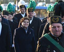 Polskie górnictwo czeka na inwestycje. Premier Beata Szydło obiecała nowoczesność w kopalniach
