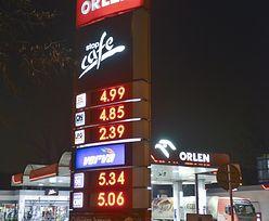Paliwa wrócą poniżej 5 zł. Amerykanie się o to postarali