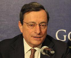 Podatek bankowy. Mario Draghi ostrzega Polskę przed jego negatywnymi skutkami