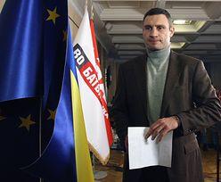 Opozycja na Ukrainie zablokowała prace parlamentu