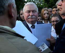 Konflikt na Ukrainie. Wałęsa ma pomysł na rozwiązanie kryzysu